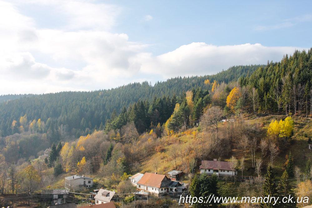 оіснь в Словаччині