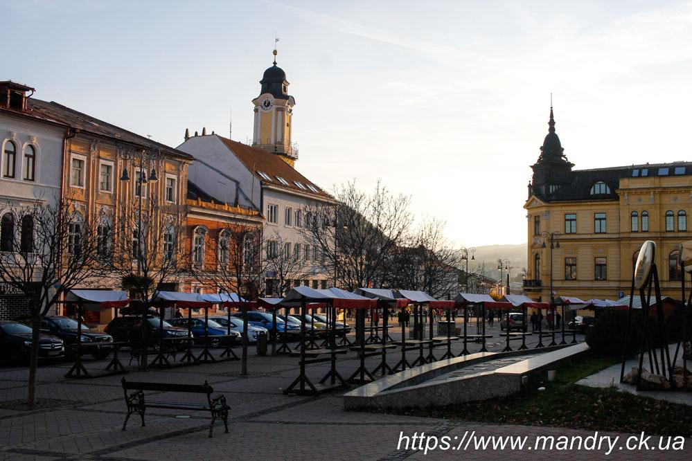 Словаччина міста