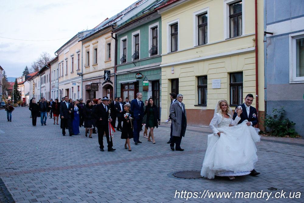 словацьке весілля