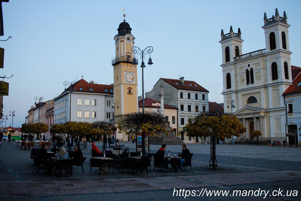 площа Словацького національного повстання