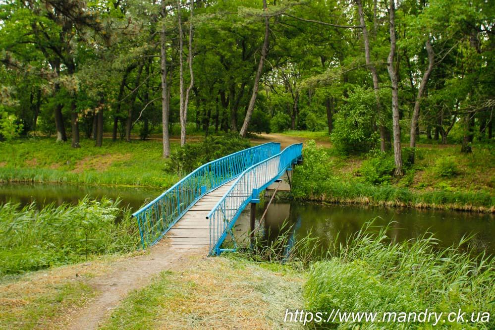 міст через річку Боковеньку