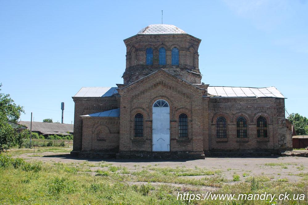 Церква Св. Йосипа Обручника Березівка