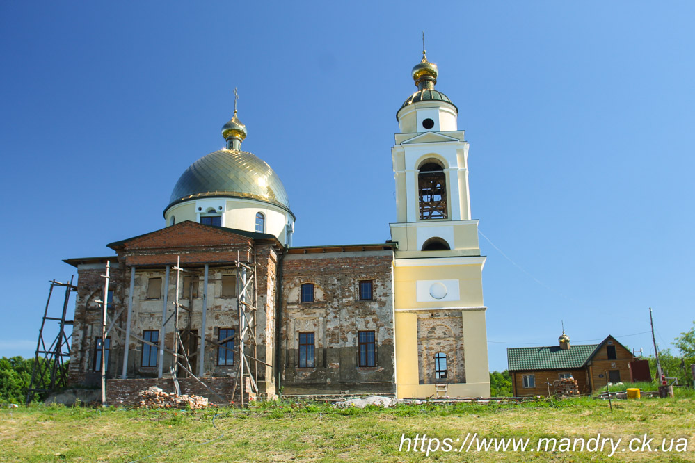 Талова Балка храм