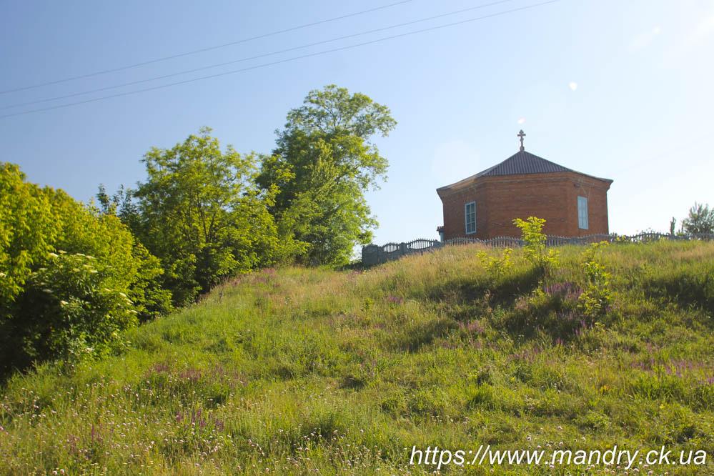Руська православна старообрядницька церква в селі Микільске