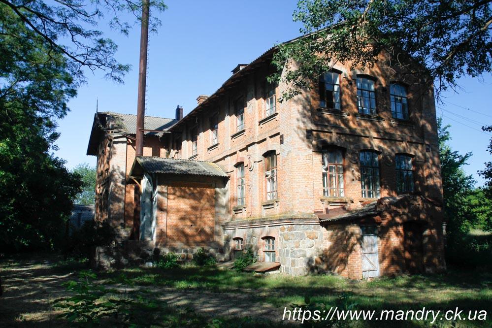 село Микільське