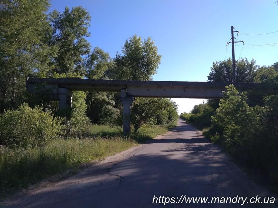 залізниця Павлиш - Чигиринська АЕС