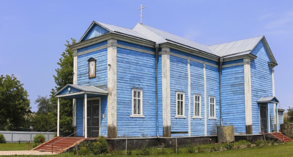 Церква Вознесіння Господнього Костянтинівка