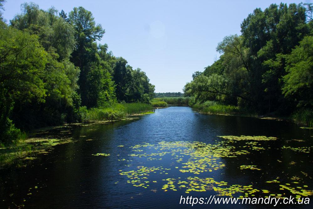 Кропивна річка