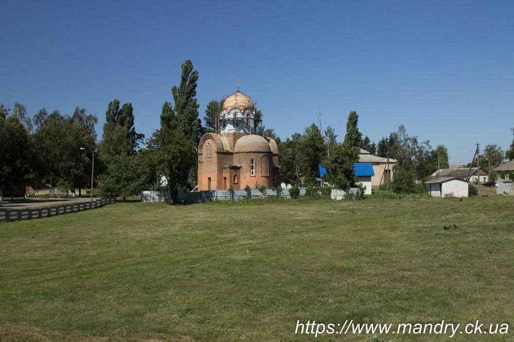 Коробівка церква