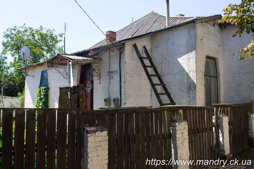 Золотоноша Український архітектурний модерн
