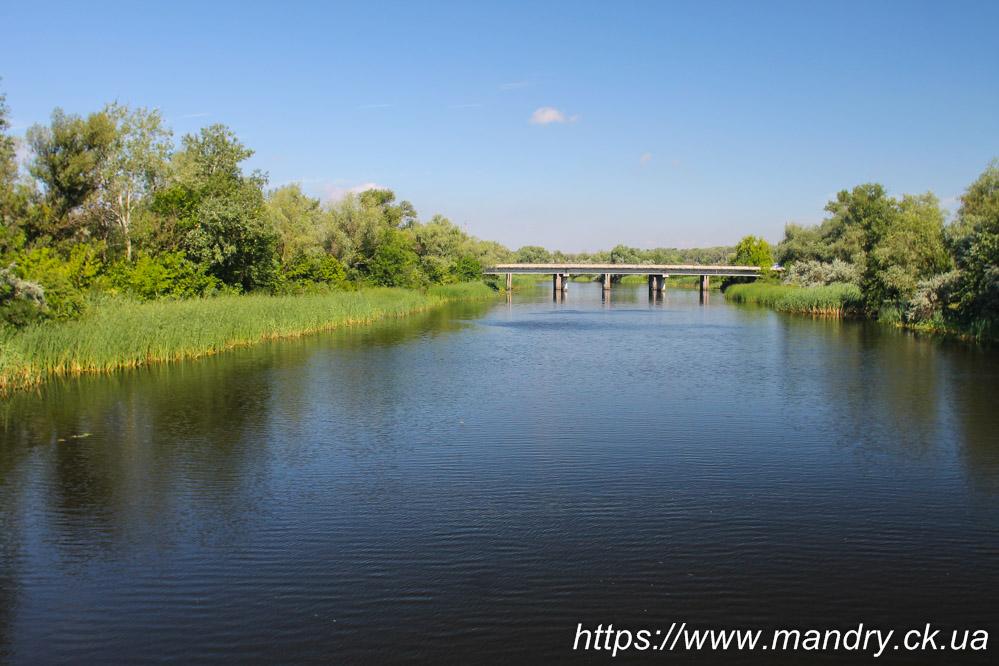 міст через Оріль
