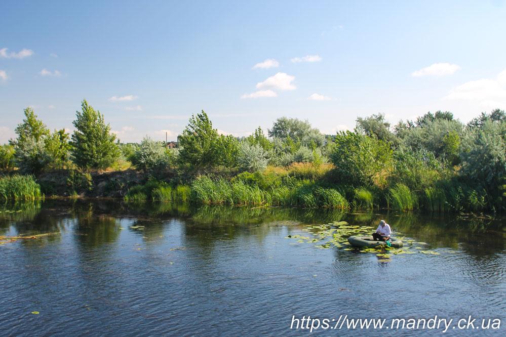річка Оріль