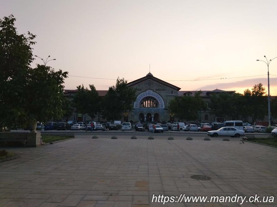 Кишинів залізничний вокзал