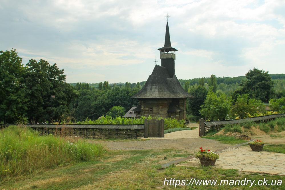 Biserica de lemn, monument istoric, sec. XVII