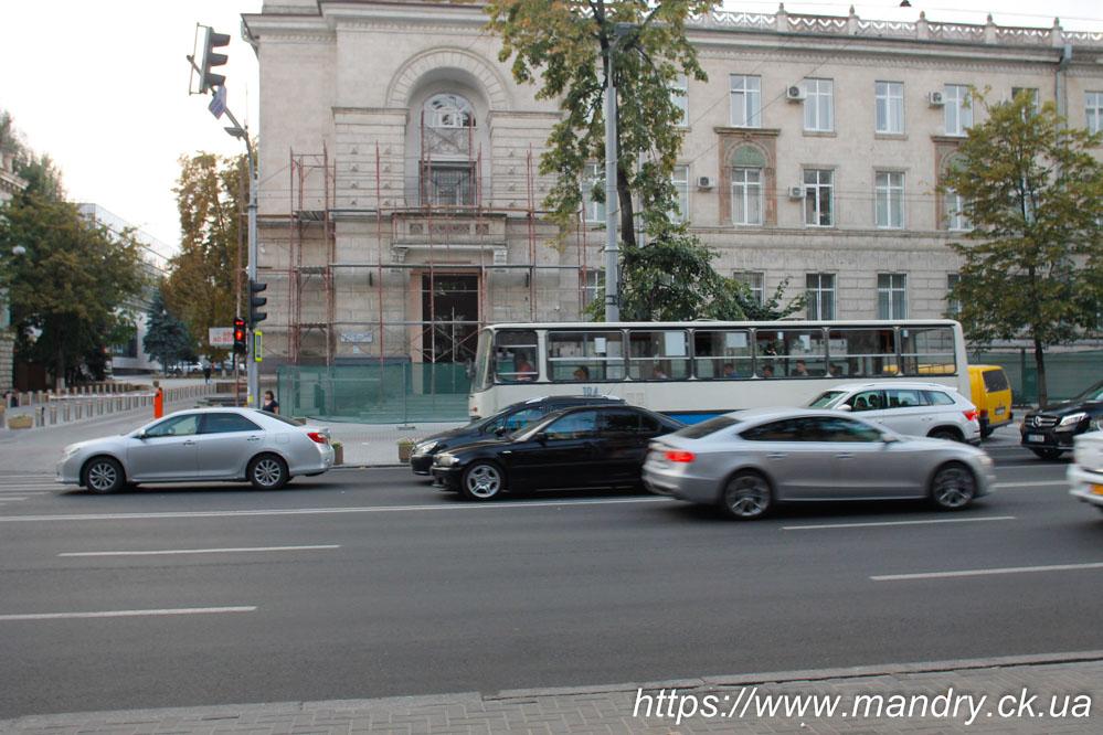 Бульвар Штефана Великого