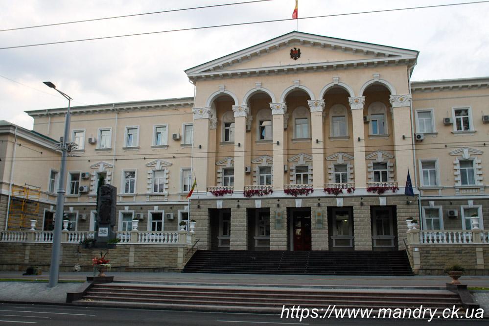 Міністерство внутрішніх справ Республіки Молдови