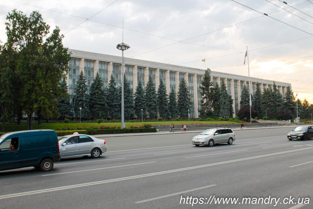 Будинок уряду Республіки Молдова