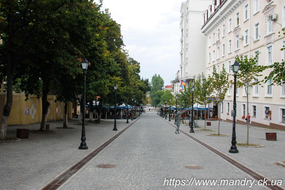 вулиця Євгена Доги