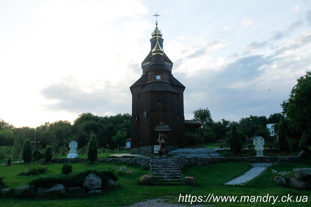 церква Калнишевського