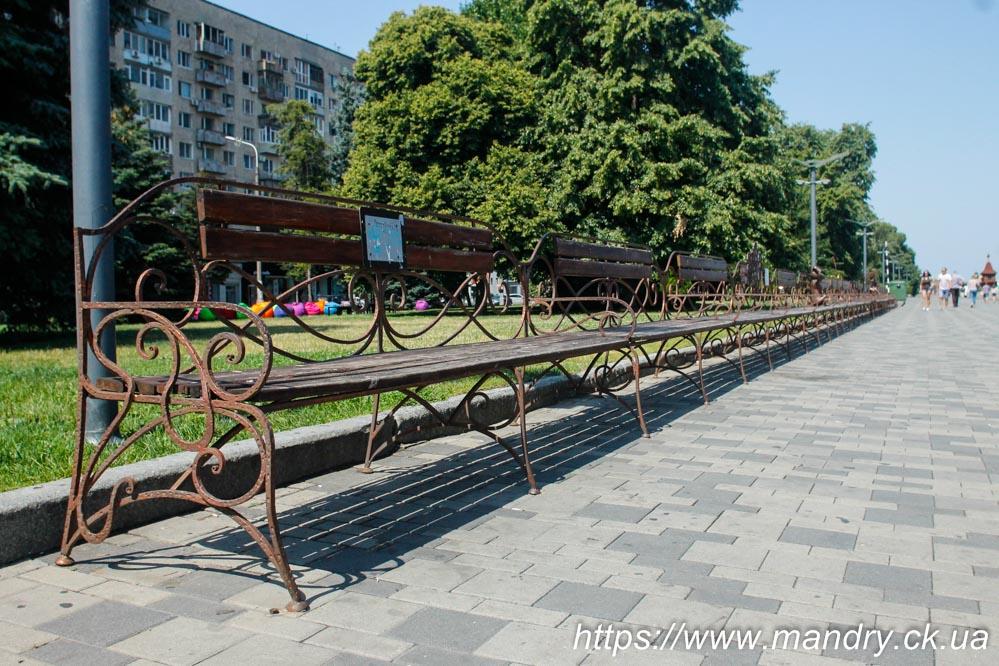 Найбільша лавка в Україні