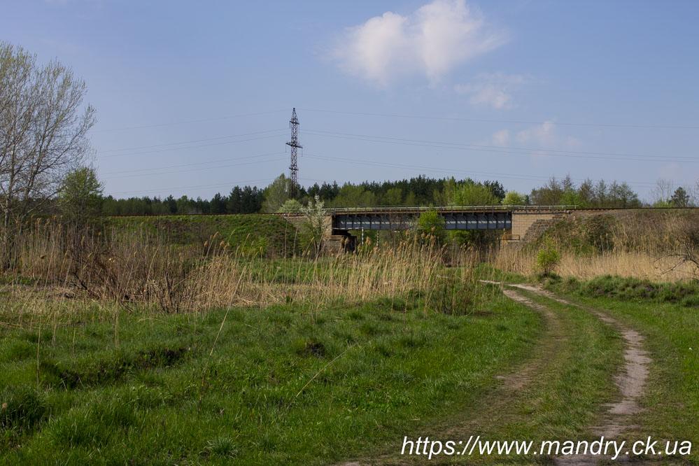 Бурти - Рублівка лінія