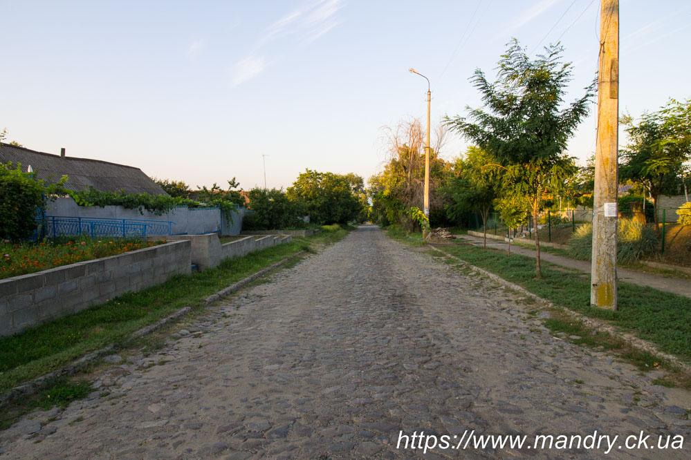 вулиця Паромна