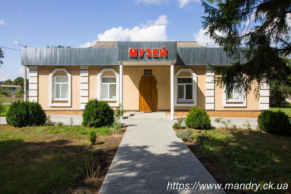 Чорнухинський літературно-меморіальний музей Г. С. Сковороди