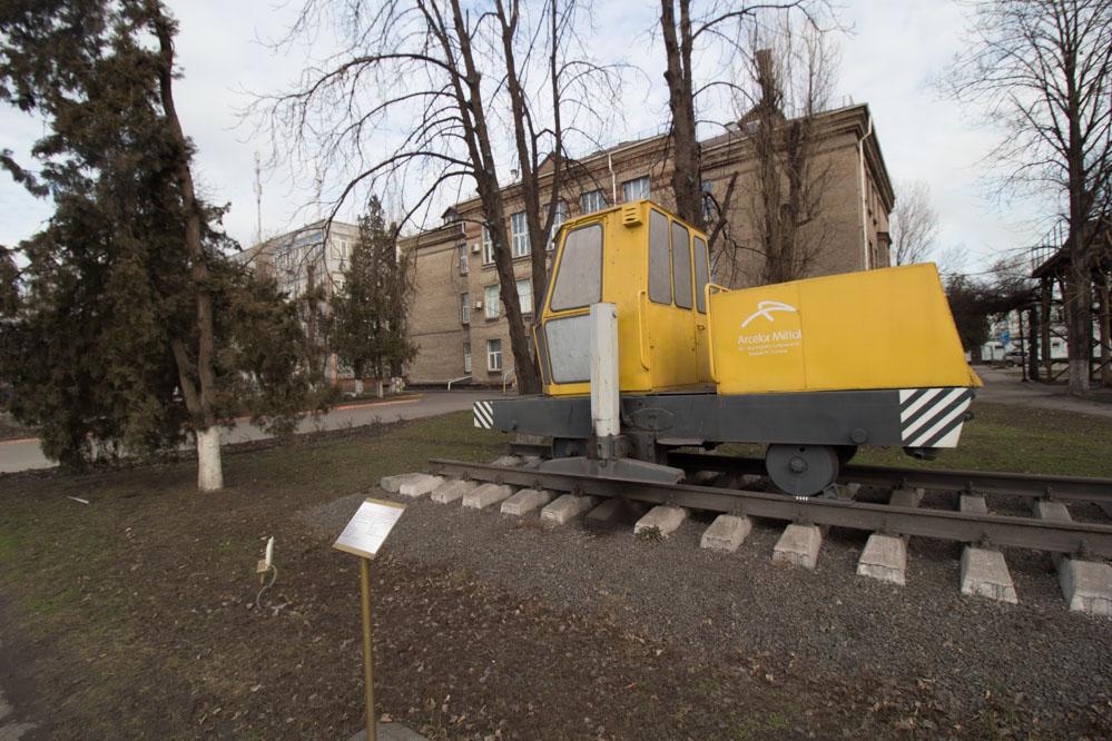 Колієремонтна машина ППРМ