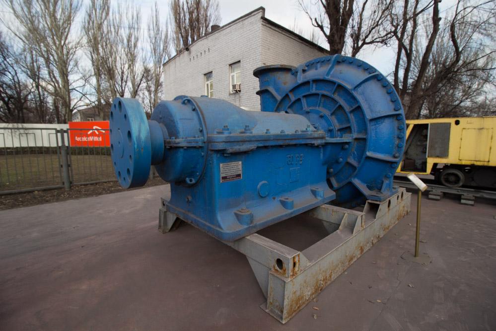 Шламовий насос НП - 800