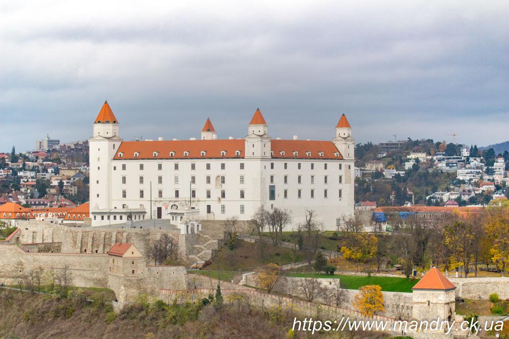 замок Братислава