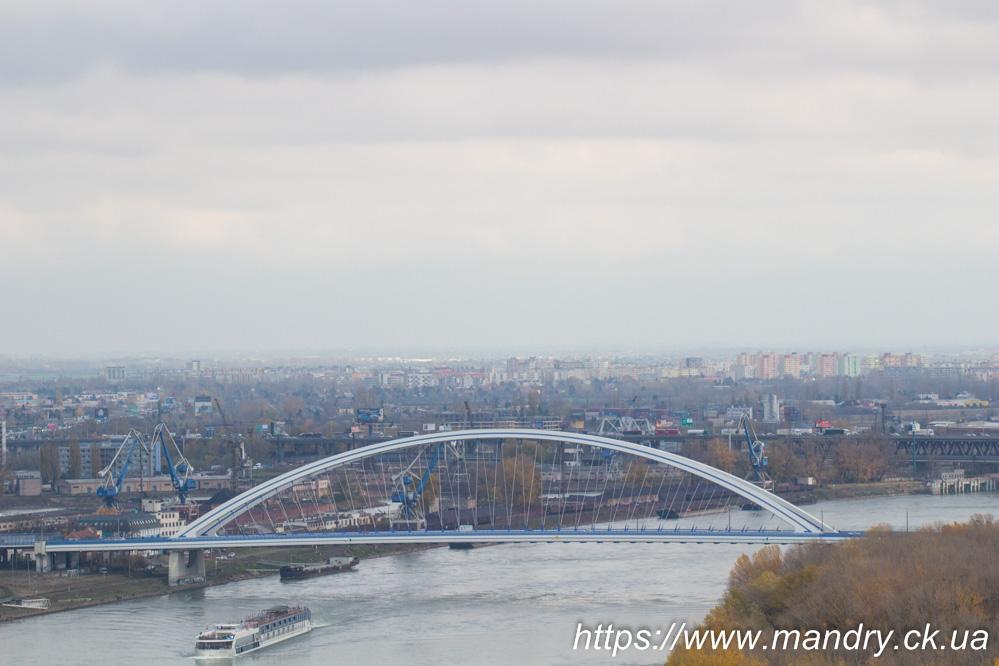 Братислава Міст Аполло (Most Apollo)