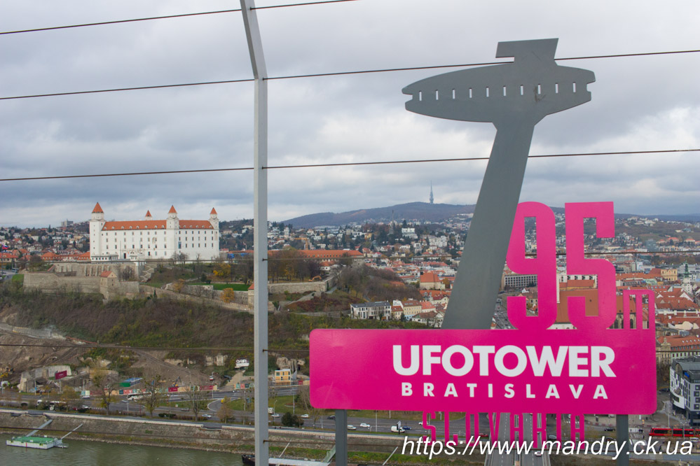 UFOTOWER Bratislava