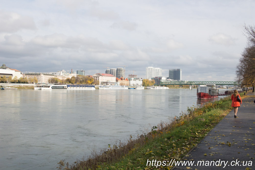 Братислава Дунай