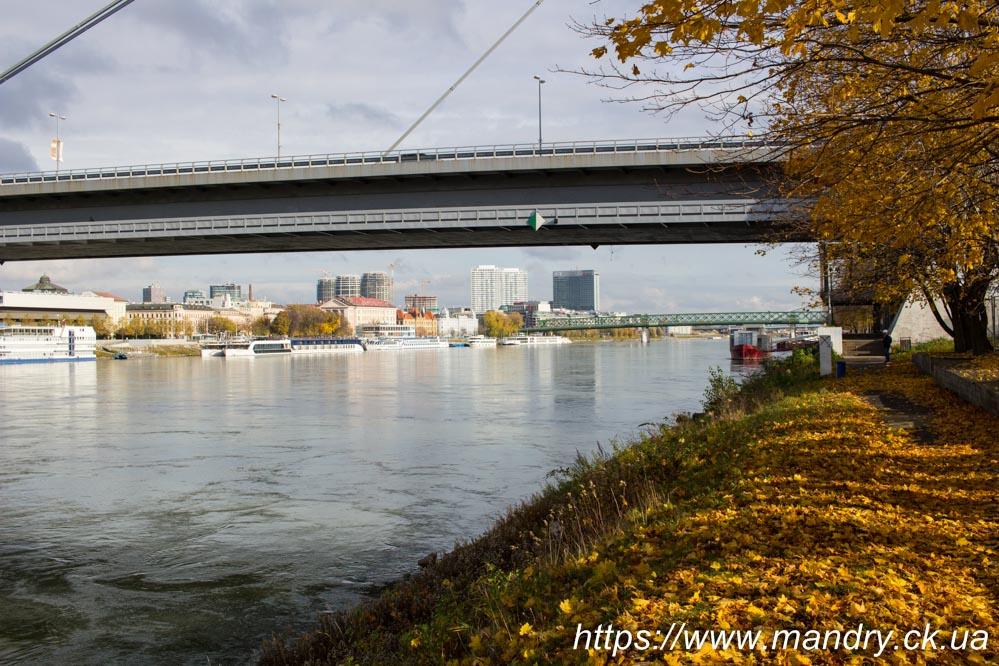 Міст СНП в Братиславі