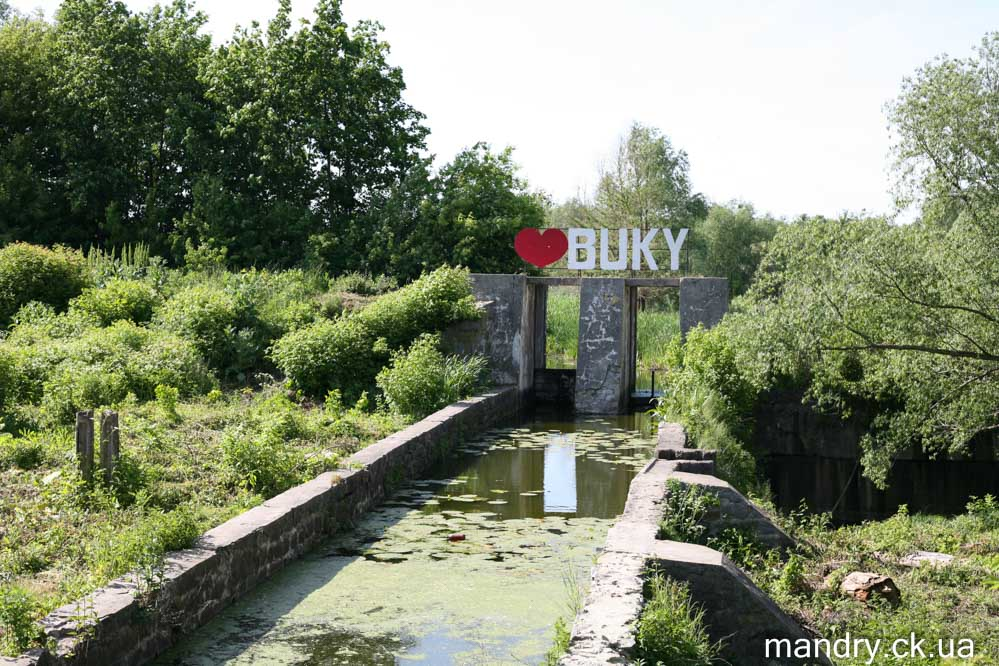 I Love Buky