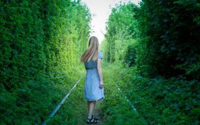 Тунель Кохання в Черкасах