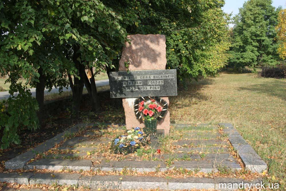 Васильків жертвам Голодомору