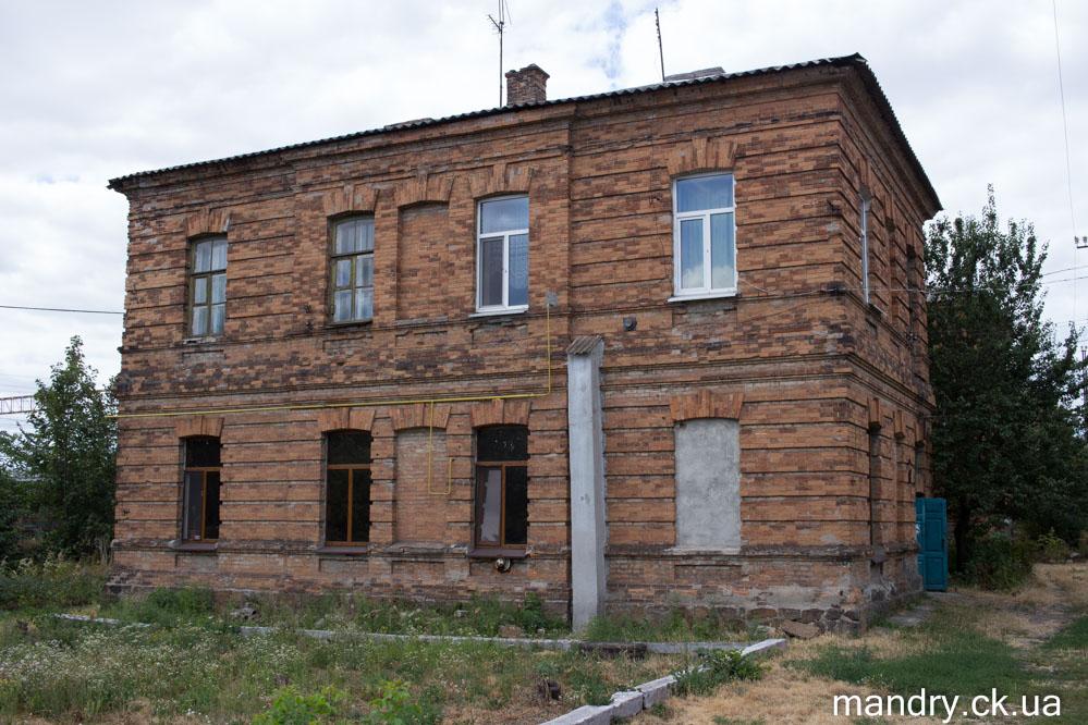 П'ятихатки старі будинки