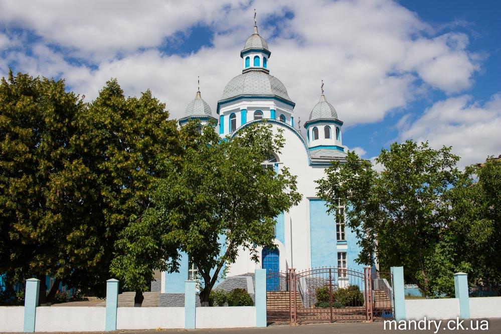 церква П'ятихатки