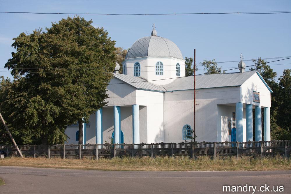 Линовиця церква