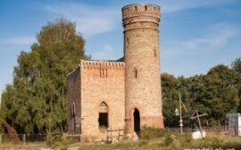 Башта графа де Бальмена в Линовиці