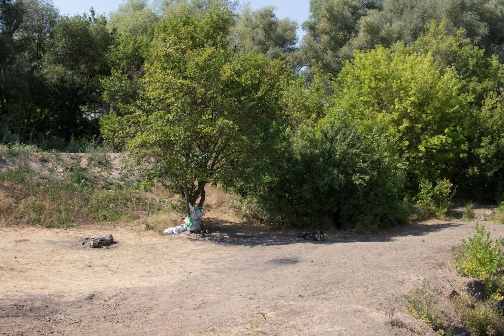 Кар'єр біля села Ташлик Смілянського району