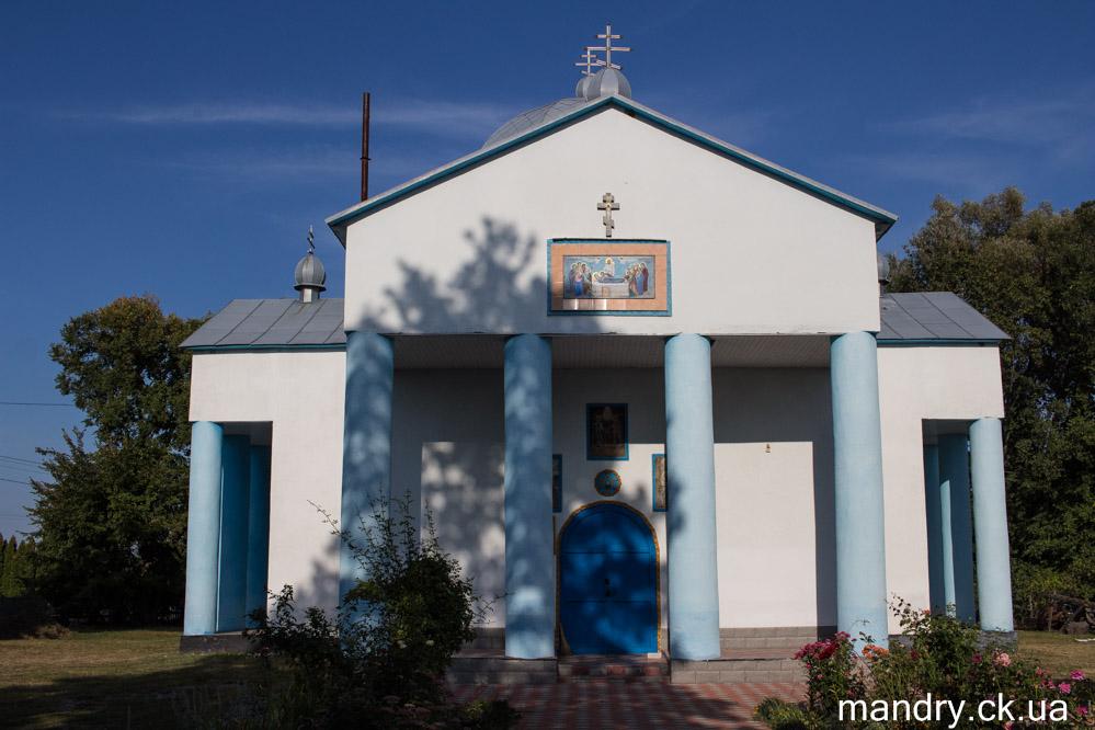 церква в Линовиці