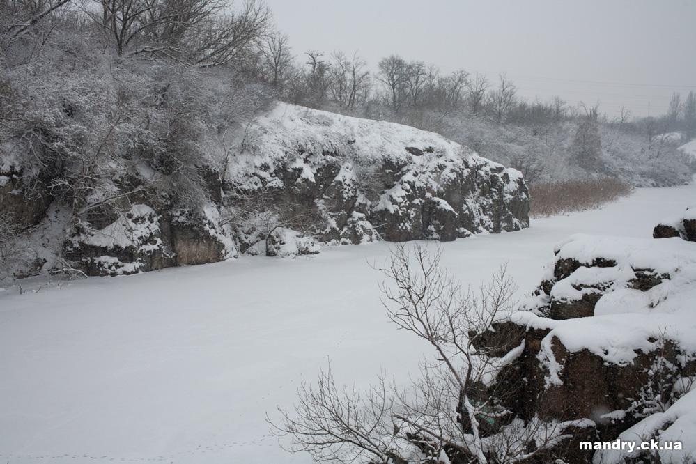 Кам'янка каньйон