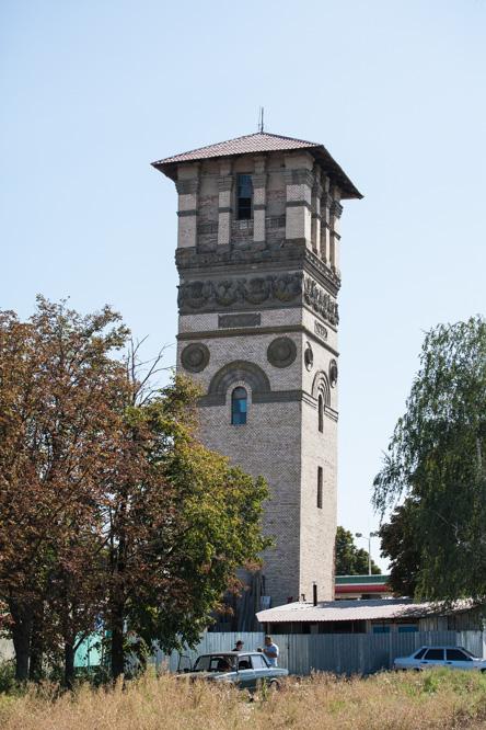 Пирятин вежа