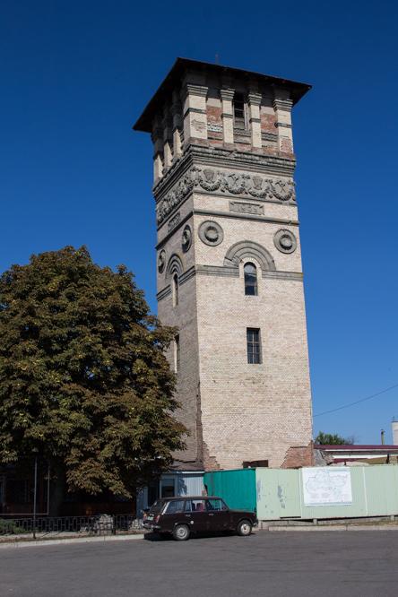 Пирятин башта