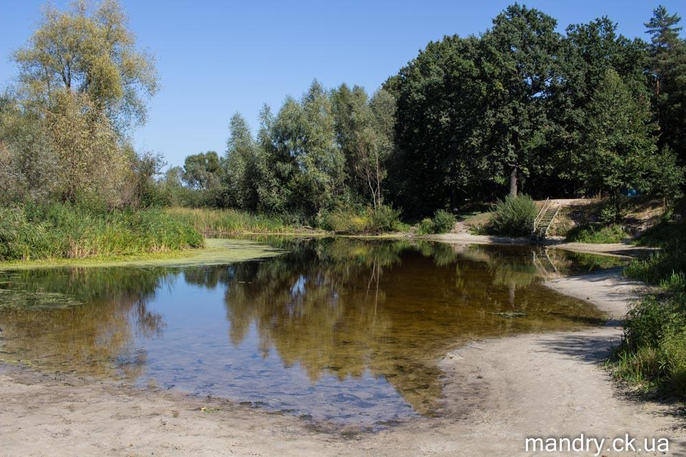річка Удай