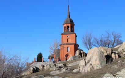 церква у селі Келеберда Полтавської області