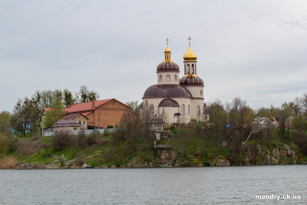 церква в смт Стеблів