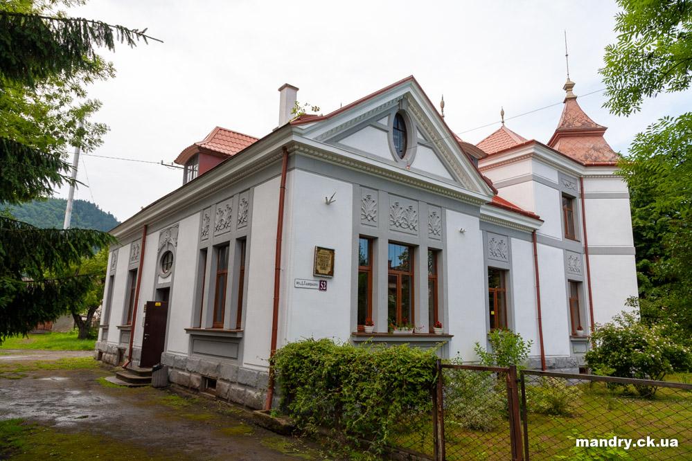 Сколе краєзнавчий музей